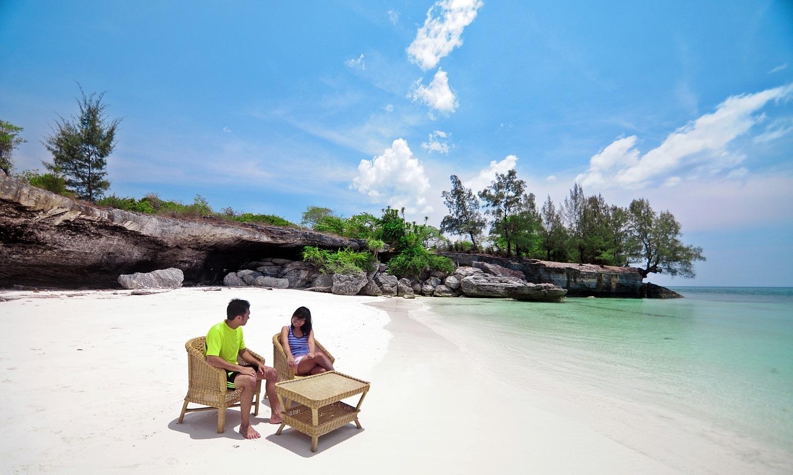Pantai Pa Badilang Merupakan Pesona Alami Dari Pantai Utara Pulau Selayar Travellink Indonesia