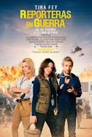 pelicula Reporteras en Guerra (2016)