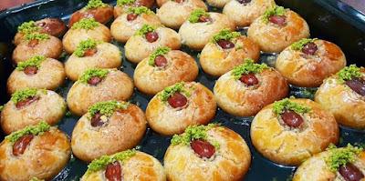badempare, badem tatlısı, şekerpare, tatlı, şerbetli tatlı, yemek tarifleri, ev yemekleri, pratik yemekler