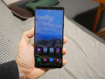 2021 Samsung Galaxy Note 9 feedback
