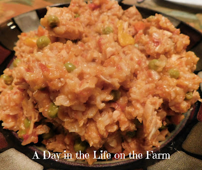Chicken and Rice Jollof