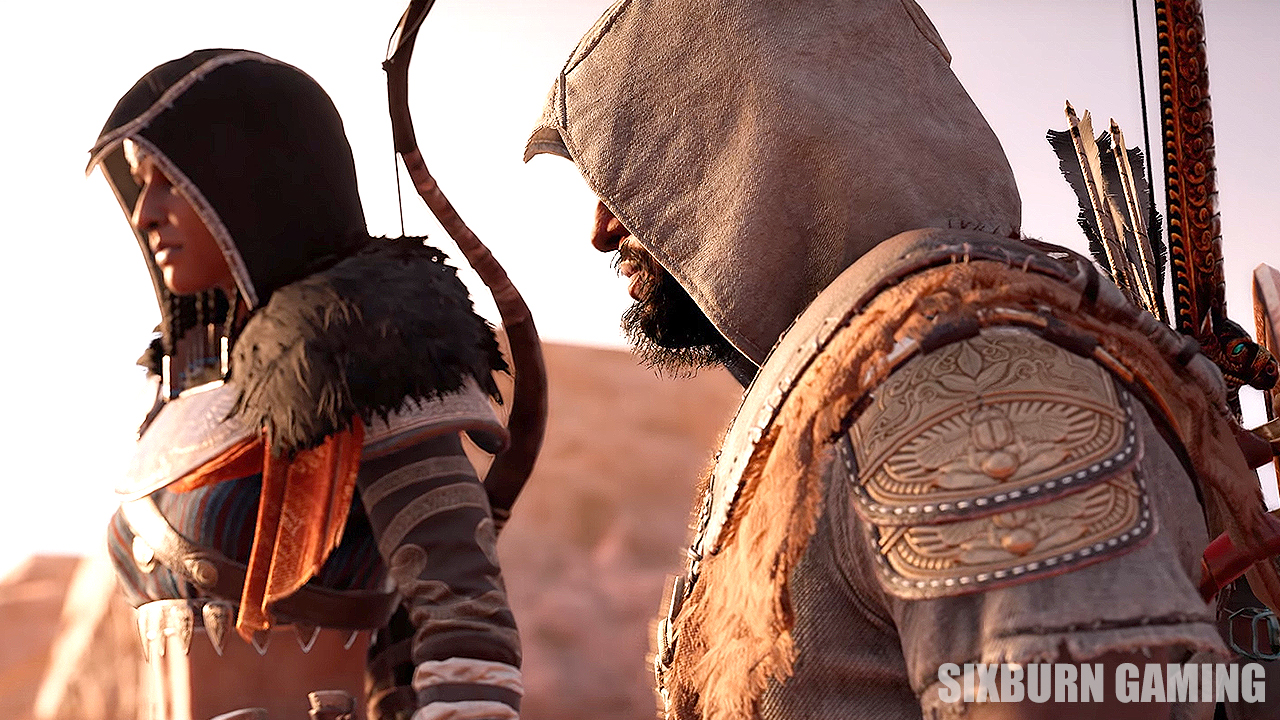 Bayek S Journey Assassin S Creed Origins Story Walkthrough Guides