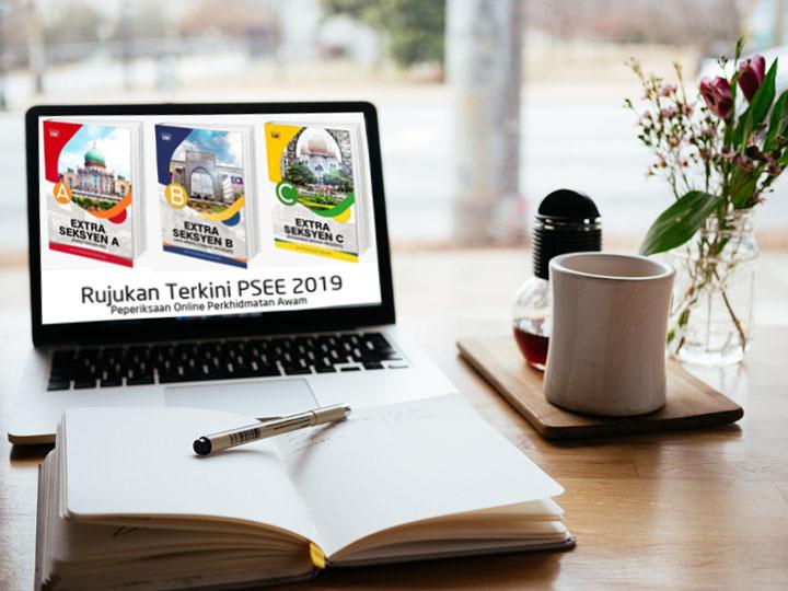Rujukan Terbaik Untuk Persediaan Peperiksaan Online Perkhidmatan Awam (PSEE)