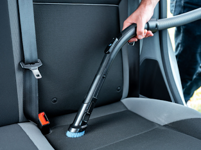 cara membersihkan jok mobil dengan benar