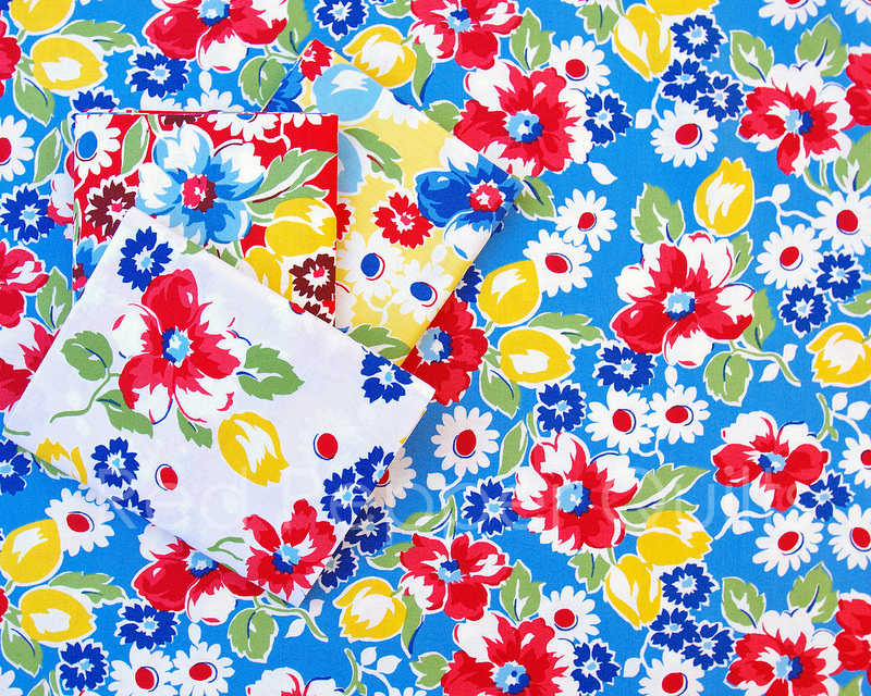 Sugar Sack by Whistler Studios for Windham Fabrics | © Red Pepper Quilts #redpepperquilts #sugarsackfabric #sundaystash