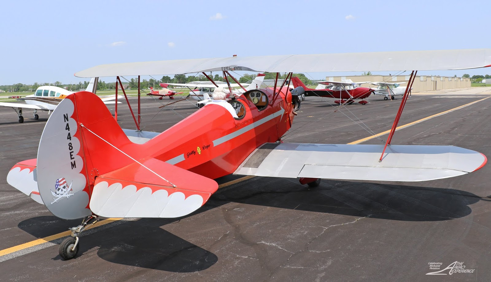 The Aero Experience: Elite Aviation 2019 Open House, Part 2: Wide