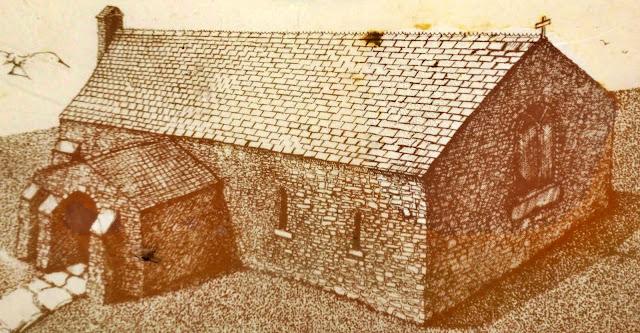 Lammana Chapel, Looe, Cornwall