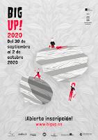 Cartel Big Up! Murcia 2020