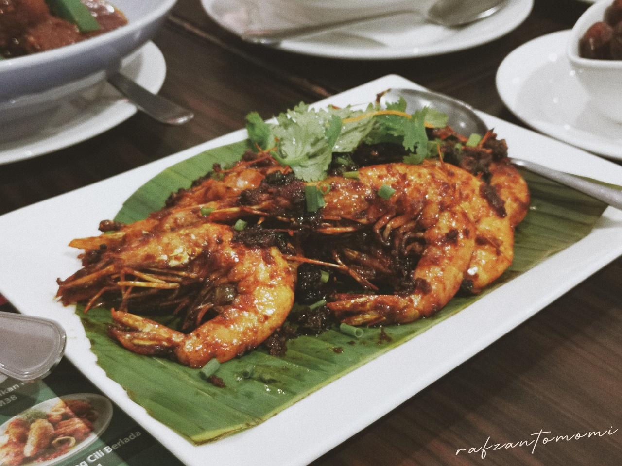 Nasi Dulang Bukhari Sempena Ramadan 2021 Di Grandmama's Malaysia