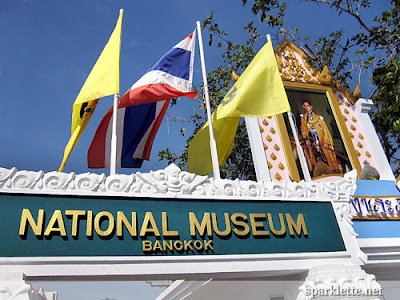 National Museum in Bangkok