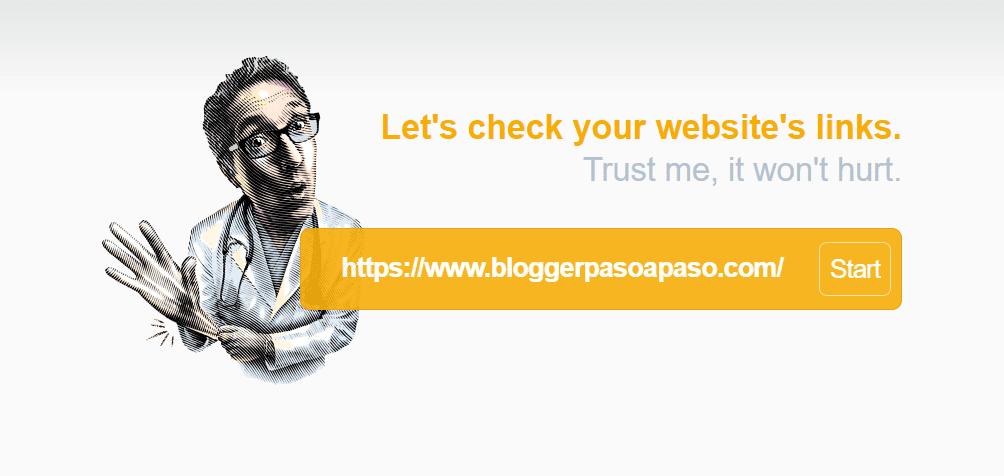 cuales son los enlaces rotos de mi blog o web para mejorar el seo