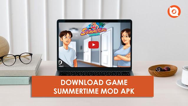 Download Summertime Saga Mod Apk
