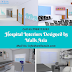 Hospital Interiors Designed by Walls Asia
