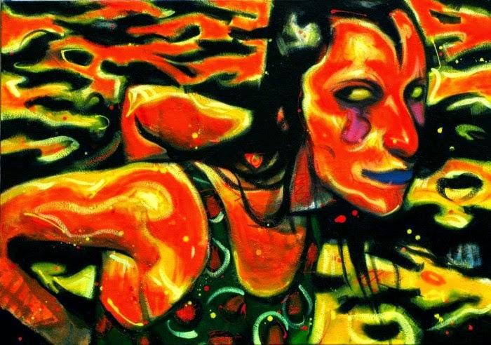 Современное искусство Аргентины. Federico Milano 3