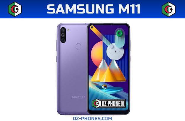 Samsung m11 algerie