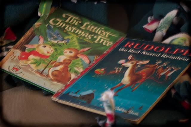 Childhood Christmas Books
