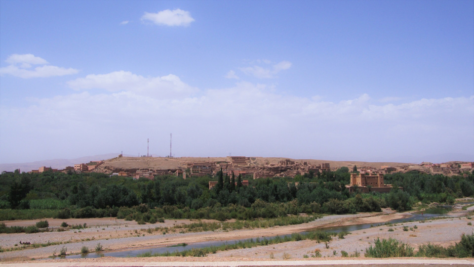 Kalaat M'gouna Valley of Roses