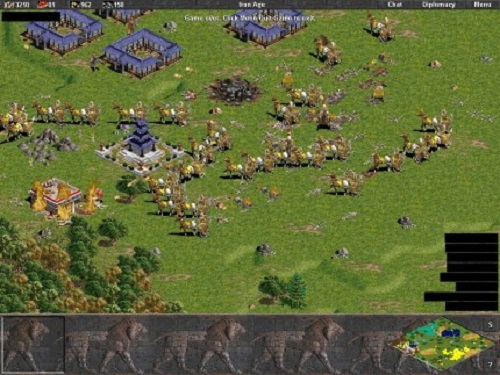 Buộc phải trang bị đầy đủ Ngựa chém lúc chơi quân Yamato