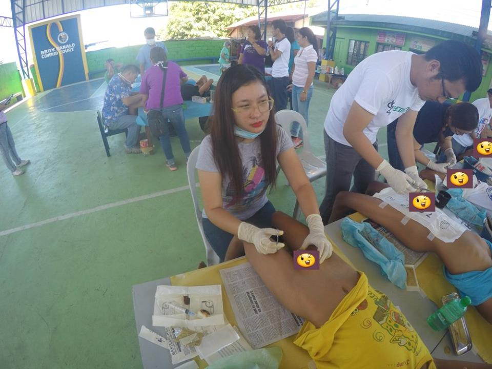 Baby Newborn Diarrhea Jonelta Community Operation Tuli Day 2 Banalo Bacoor