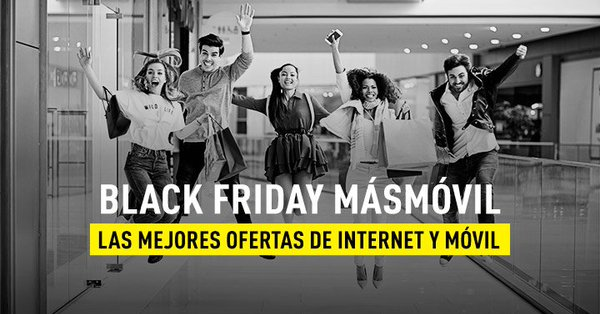 Campaña BlackFriday 2018