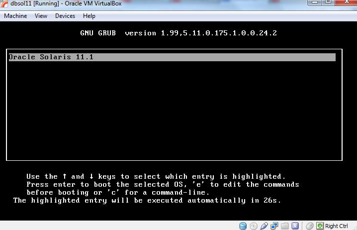 Apps DBA Workshop: Oracle Database 11gR2 on Solaris 11 1 on