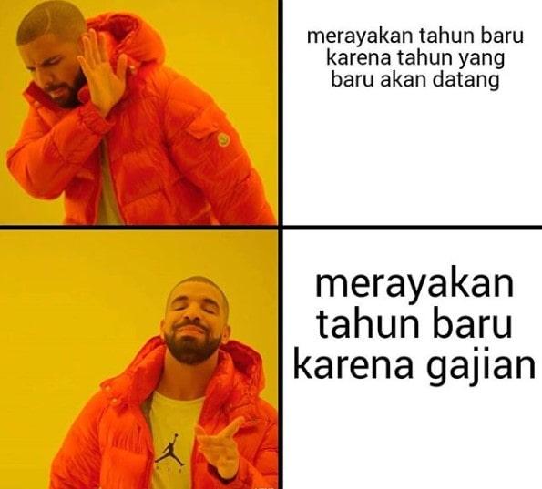 Meme 2020 lucu