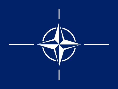 Flag of NATO/OTAN