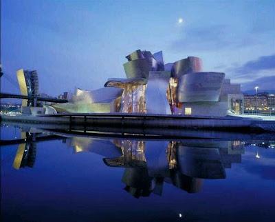Museo Guggenheim Bilbao. España.