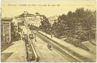 OLD PHOTOS / Carreira de Baixo, Castelo de Vide, Portugal