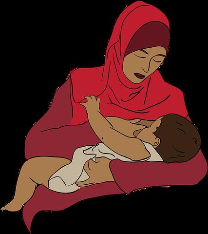 Posisi Menyusui Bayi Baru Lahir Yang Nyaman