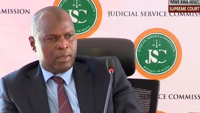 High Court Judge Said Chitembwe photo