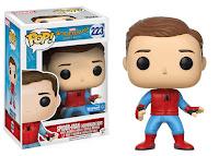Pop! Marvel: Spider-Man - Unmasked Proto Suit