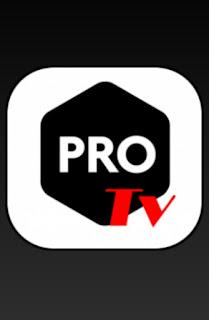 تطبيق PRO TV لمشاهدة القنوات الرياضة مجانا