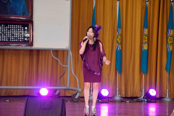 彰化榮譽國民之家慶中秋 榮民聯歡演唱會