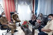 Ketua BKSAUA, FKUB  FKDM dan FPK Minsel Dilantik FDW-PYR