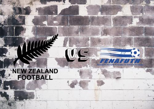 New Zealand vs Honduras Resumen
