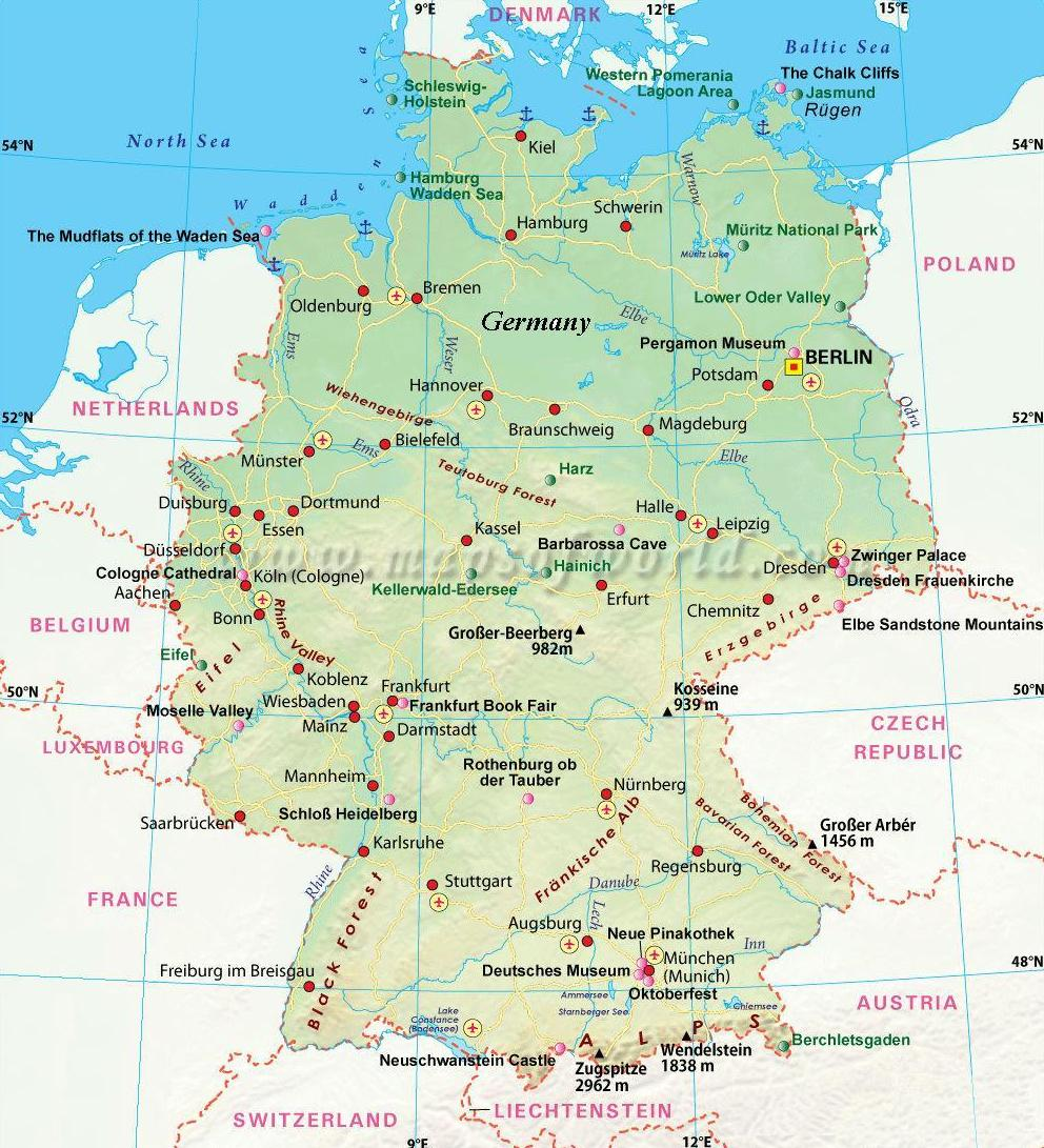 Border Deutsch