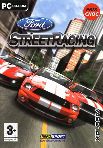 Ford Street Racing torrent download for PC ON Gaming X