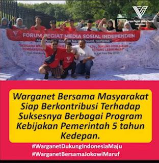 Gotong Royong FPMSI Bersama Warganet Semarang Dukung Suksesnya RUU OmnibusLaw CiptaKerja Demi Kesejahteraan Bangsa