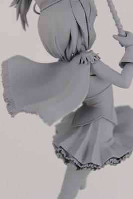 "Preview de Chie Sasaki de ""IDOLM@STER Cinderella Girls"" de PLUM"