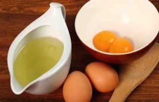تجربتي مع صفار البيض بزيت الزيتون تكثيف شعري