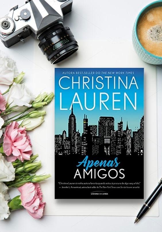 ❄Resenha - Apenas Amigos - Christina Lauren