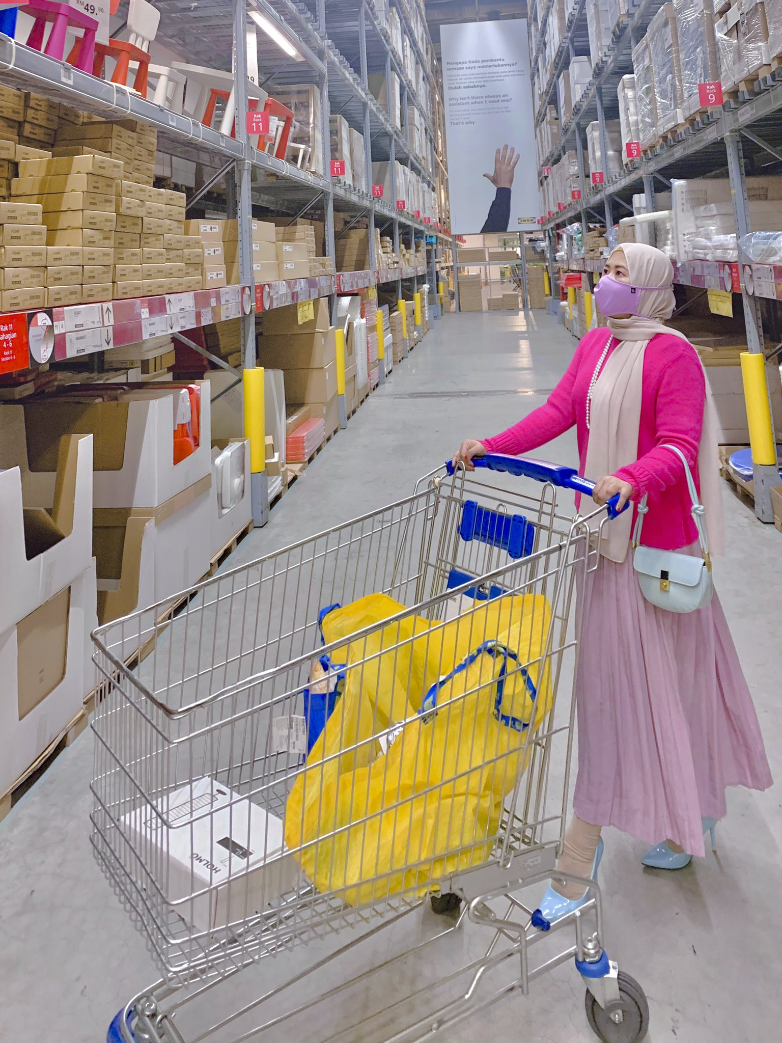 panduan tips ikea shopping