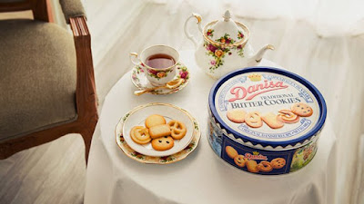 Great Time to Enjoy the Danisa Butter Cookies