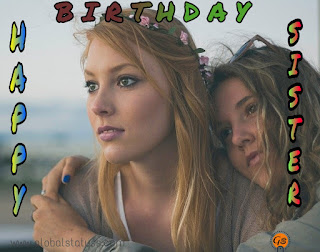 happy birthday images for sister free download