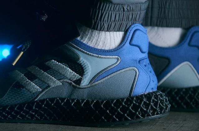 Chiêm ngưỡng siêu phẩm Adidas Consortium EVO 4D F&F tại Paris
