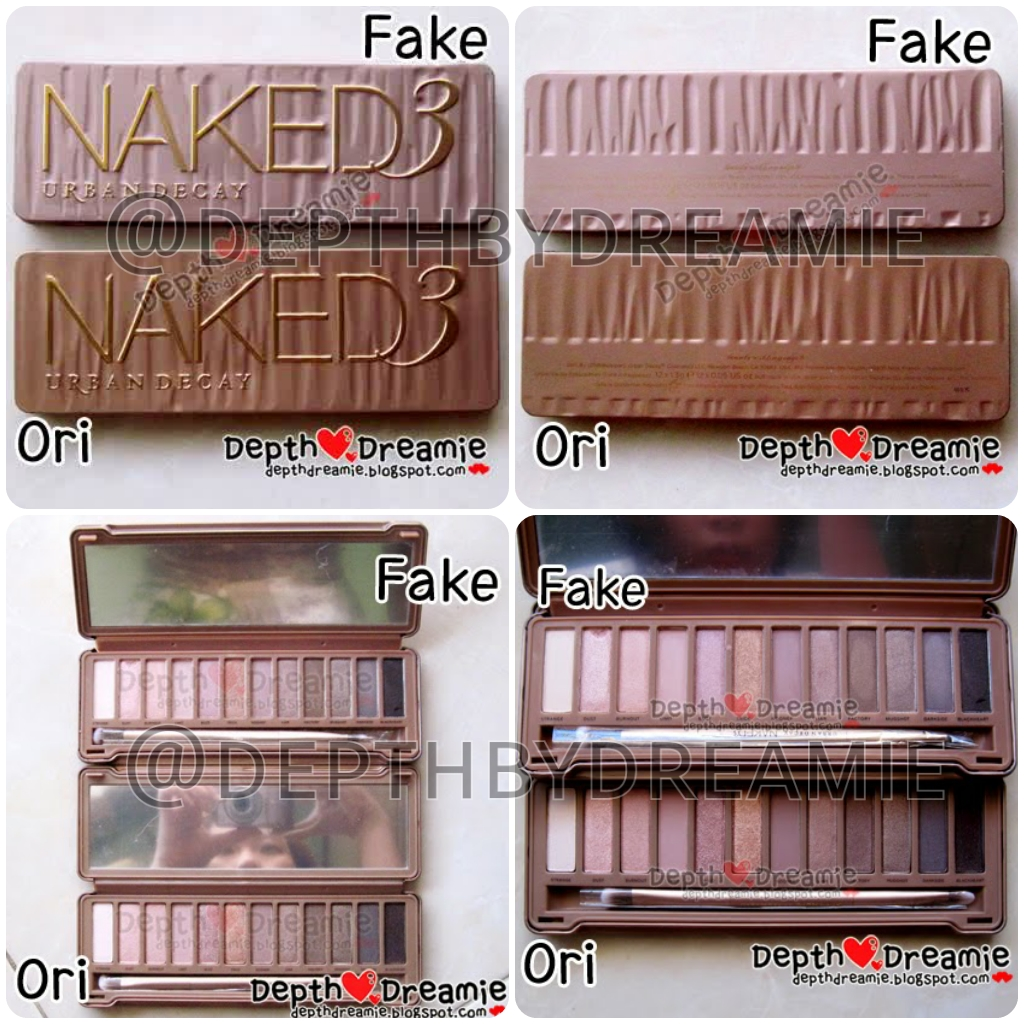 For A World Full Of Peace And Love Urban Decay Naked 3 -2244