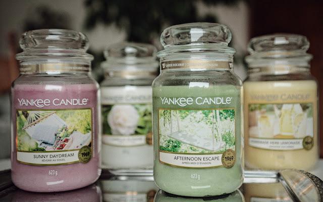 Yankee Candle Q1 2020 Garden Hideaway. Moje wrażenia - Czytaj więcej »