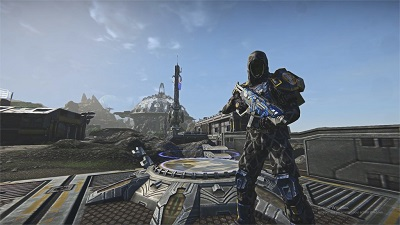PlanetSide 2 is a free to play game on PC & PS4