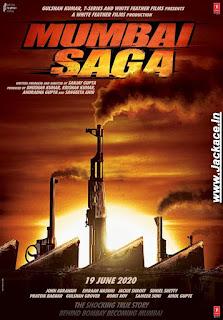 Mumbai Saga First Look Poster 1